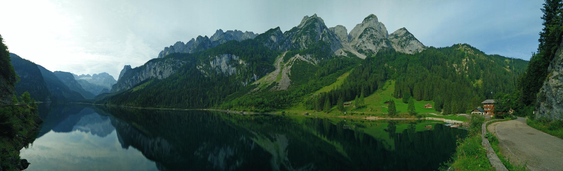 Vorderer Gosausee, Austria
