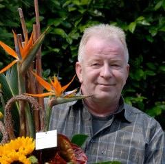 2007.05.19 Liefde, goed weer en bloemen, wat wil ik nog meer op mijn 50e verjaardag.