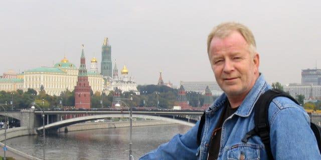 Moskou, de geboortestad van Natasha.
