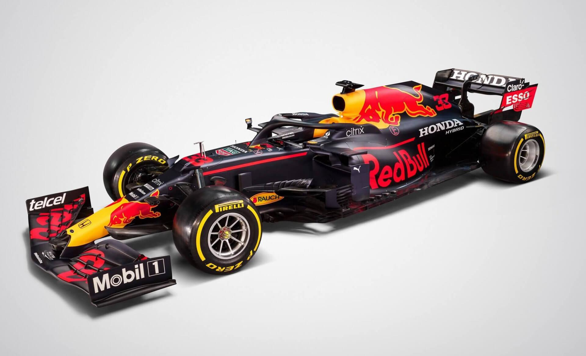Formula 1 • Red Bull RB16B